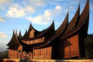 Arsitektur Tradisional Indonesia