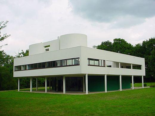 Latar Belakang Gaya Internasional (arsitektur)