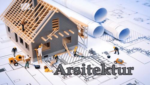 Pengertian Arsitektur, Beserta Sejarah bangunan