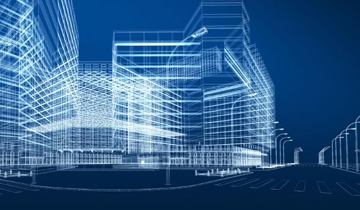 Sejarah Teknologi arsitektur dalam praktiknya
