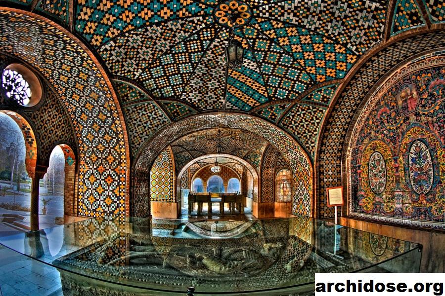 Prinsip-prinsip Dasar Arsitektur Iran