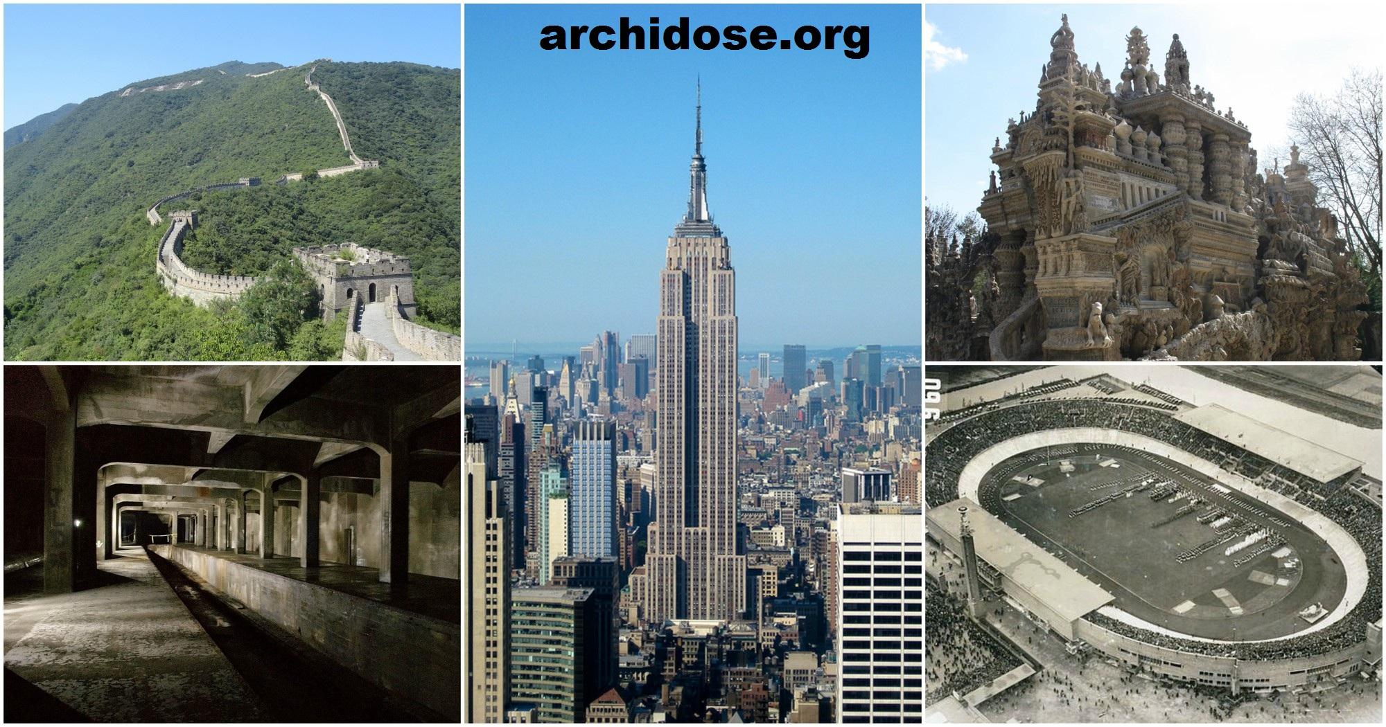 13 Fakta Arsitektur Aneh Yang Mengejutkan Kalian