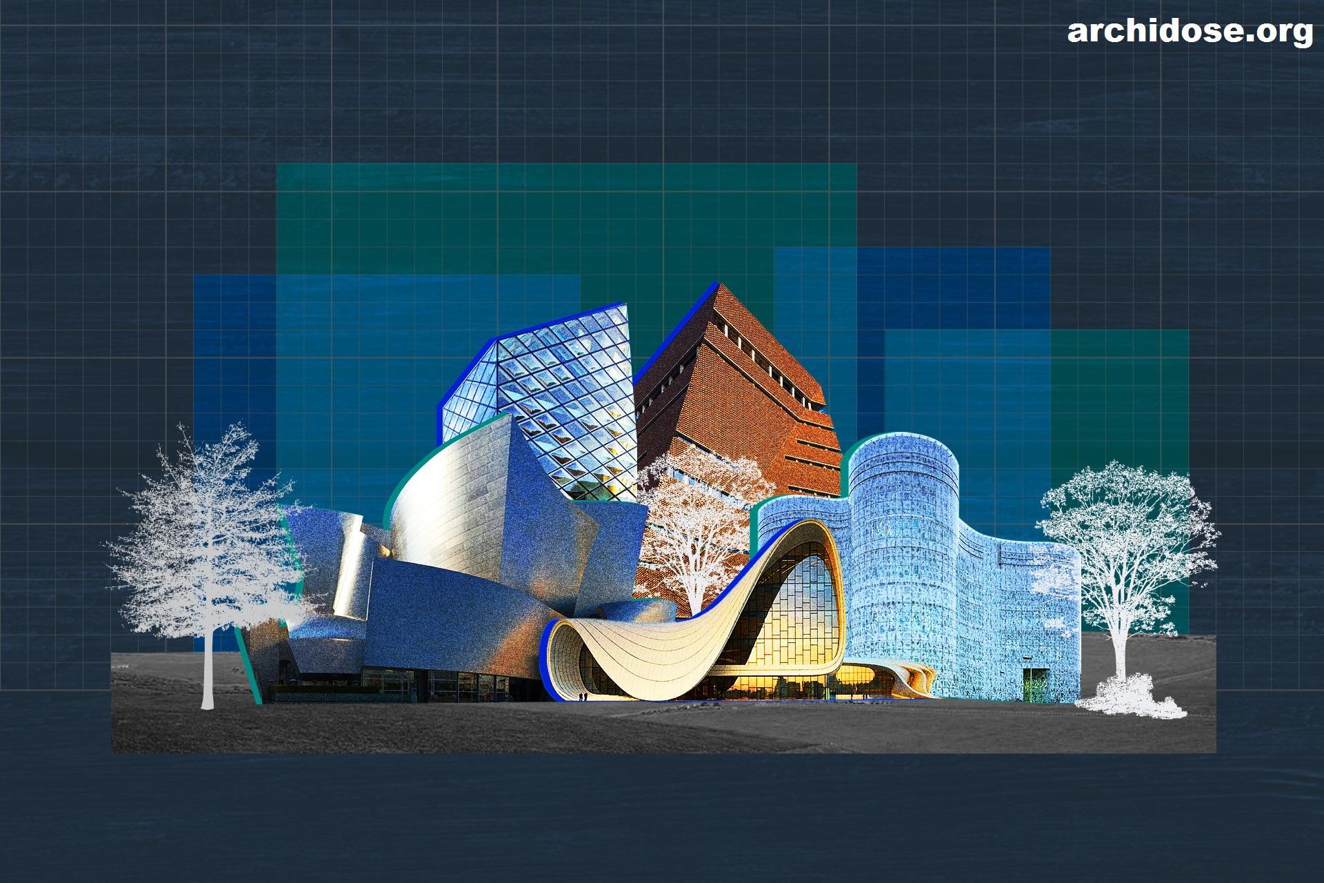 Gagasan Bahwa Arsitektur Adalah Seni Yang Langka